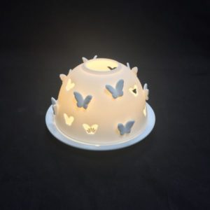 3D Butterfly Tea Light
